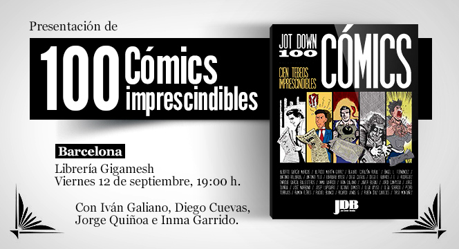 100comics-barcelona