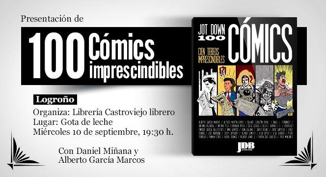 100comics-logroño