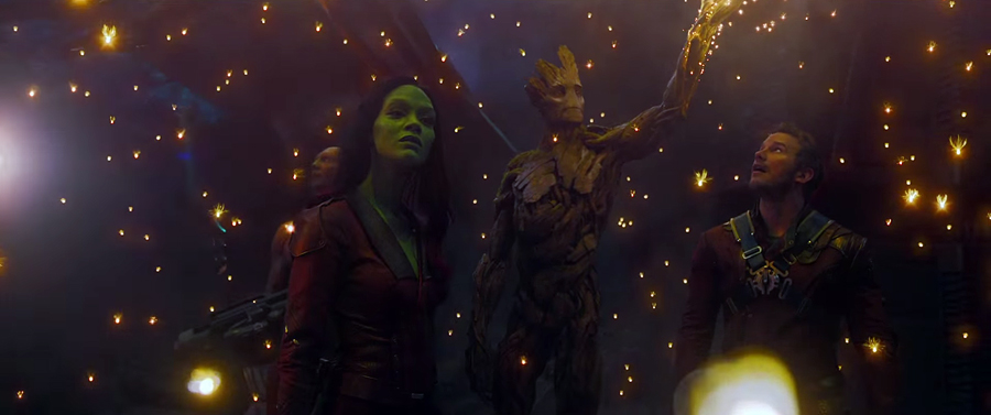 Y la luz se hizo. Imagen: Marvel Studios / Walt Disney Studios Motion Pictures.