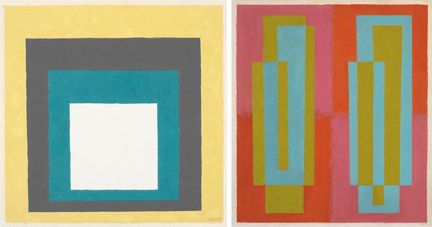 Josef Albers, la experiencia del arte 34