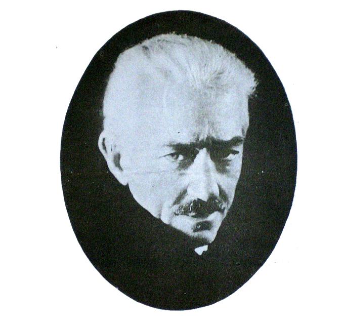 Diego Abad de Santillán. TEA DP