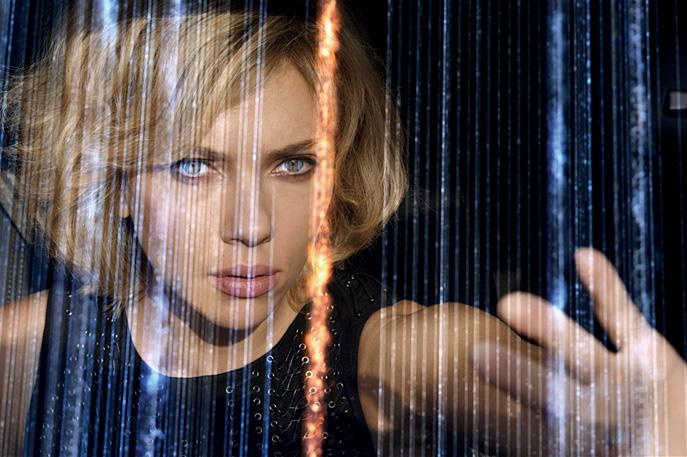 Escena de Lucy. Imagen: EuropaCorp / TF1 Films Production / Universal Pictures.