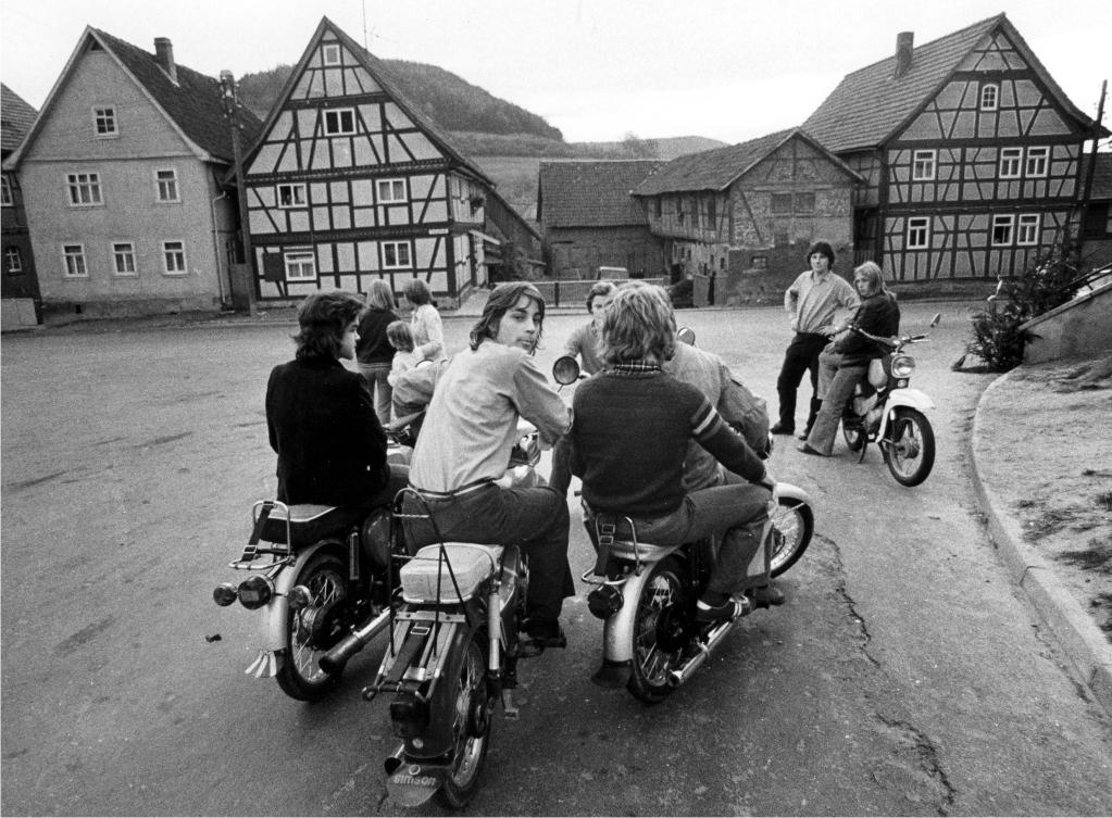 Dorfjugend 1977.
