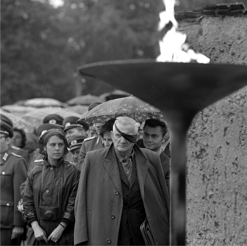 Buchenwald 7.Apr.1975, 30.Jahrest.d.Befreiung.