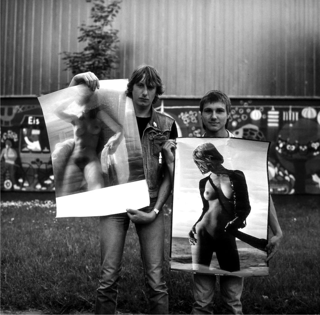 Erfolgr Ausstellungsbesuch 1986.