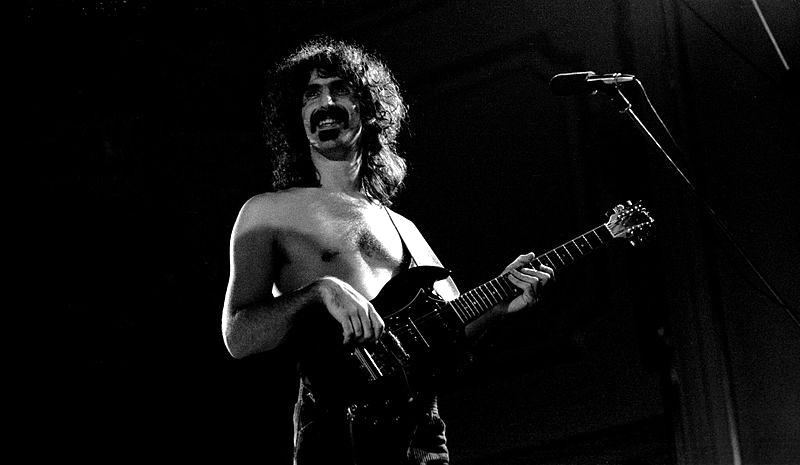 Frank Zappa. Foto: Heinrich Klaffs (CC)