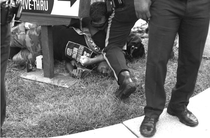 Ferguson y los fantasmas del pasado