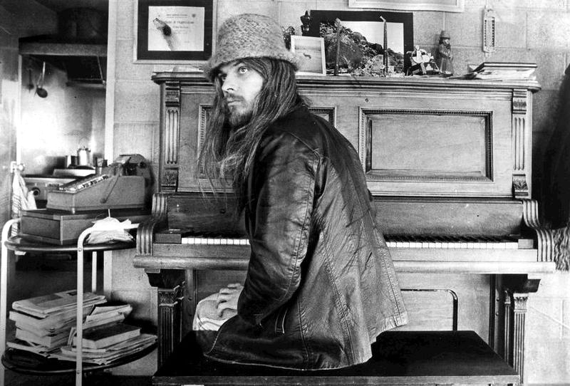 Leon Russell. Foto: Shelter Blue / Thumb Records (CC)