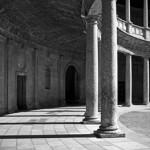 Sivan a Granada y solo pueden ver una cosa, visiten el Palacio de Carlos V en la Alhambra