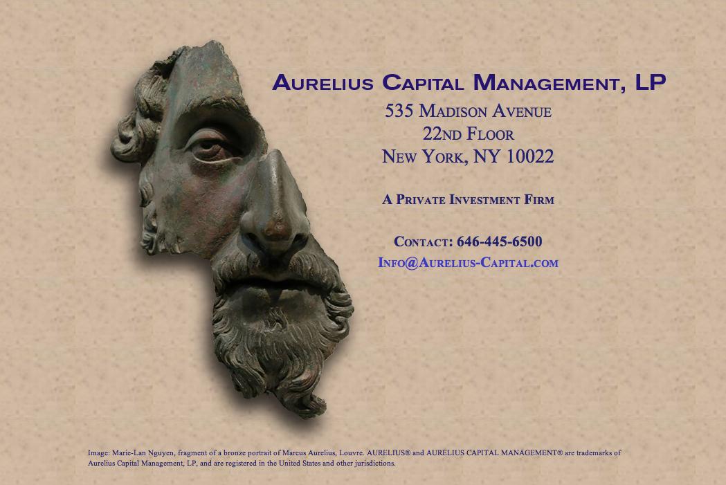 Imagen: www.aurelius-capital.com