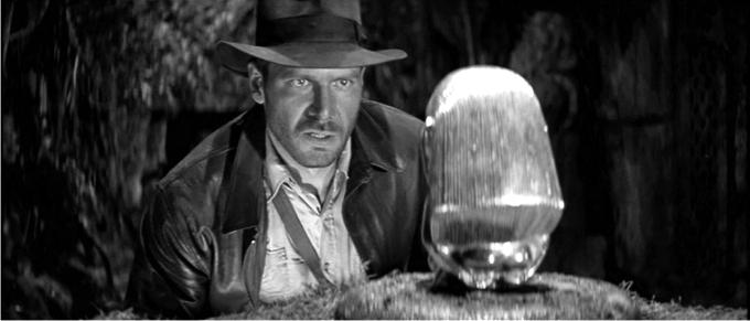 Indiana Jones contra la lógica del frigorífico