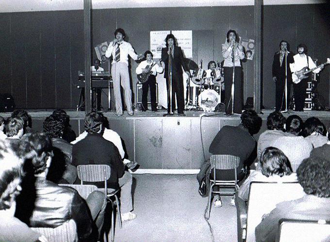 1979 en en penal de Ocaña Toledo Jeros Chichos CC