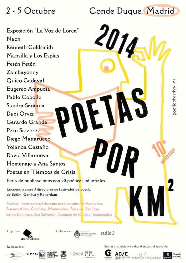 2014 poetas