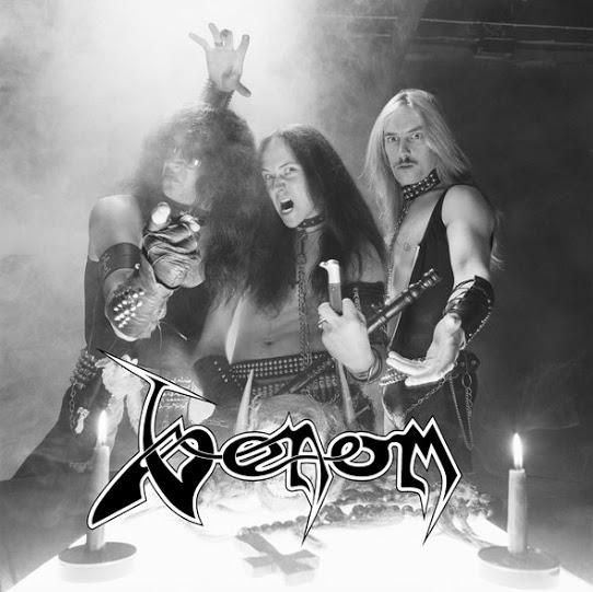 Cronos, Mantas y Abaddon, locutores de Satán. Imagen: Neat Records.
