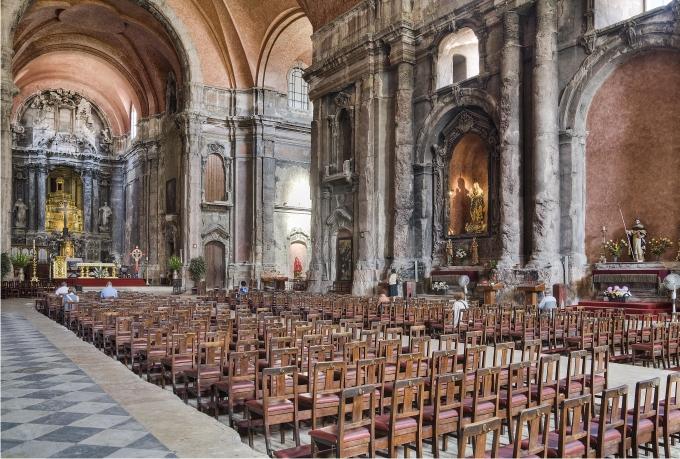 Iglesia de Santo Domingo de Lisboa. Foto: sjandirks (CC)