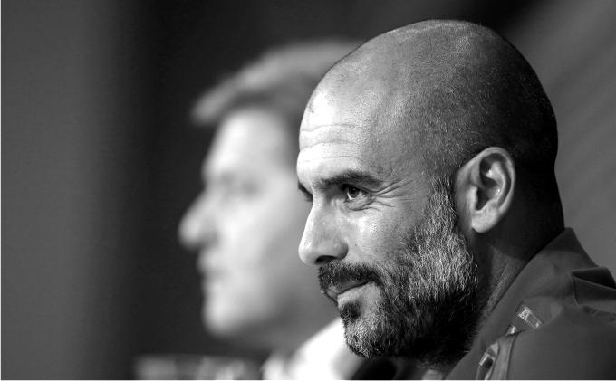 «Herr Pep» o cómo el pragmatismo de Guardiola venció a la escolástica