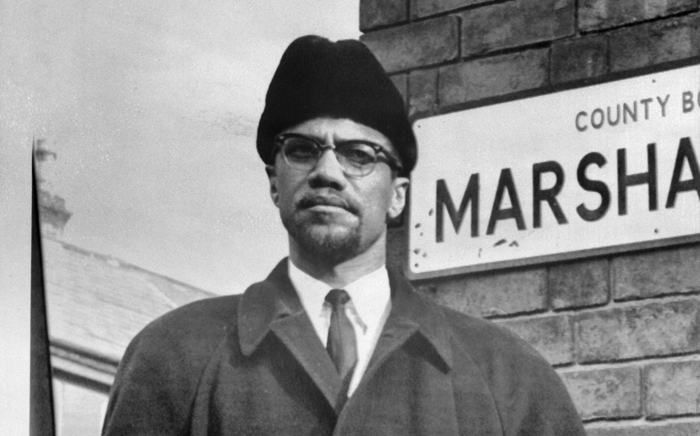 Malcolm X en el último año de su vida (Foto: Corbis)