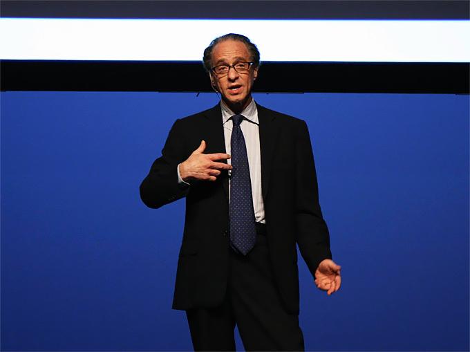 Ray Kurzweil Foto de Ed Schipul CC
