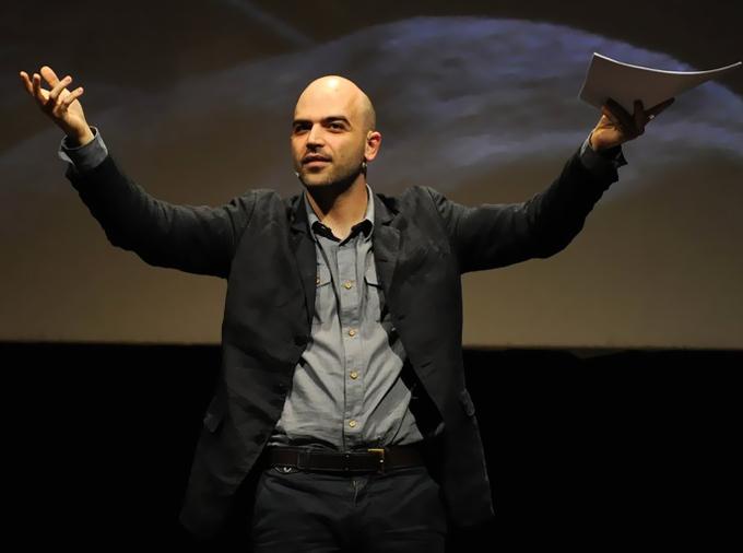 Roberto Saviano International Journalism Festival CC