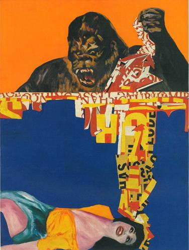 The Dream (a.k.a. King Kong), de Rosalyn Drexler.