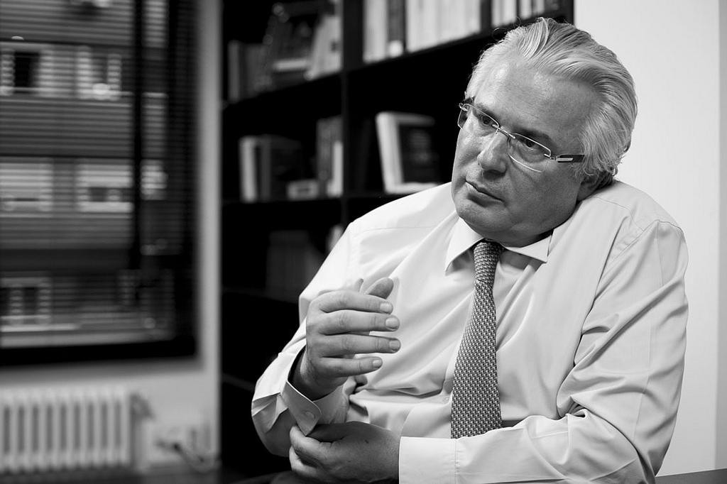 Baltasar Garzón: «Hay una justicia de primera, de segunda y de tercera categoría»