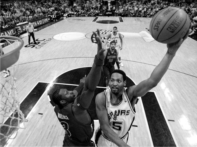 Robert Horry, o cómo ganar la NBA siete veces sin jugar un solo All-Star