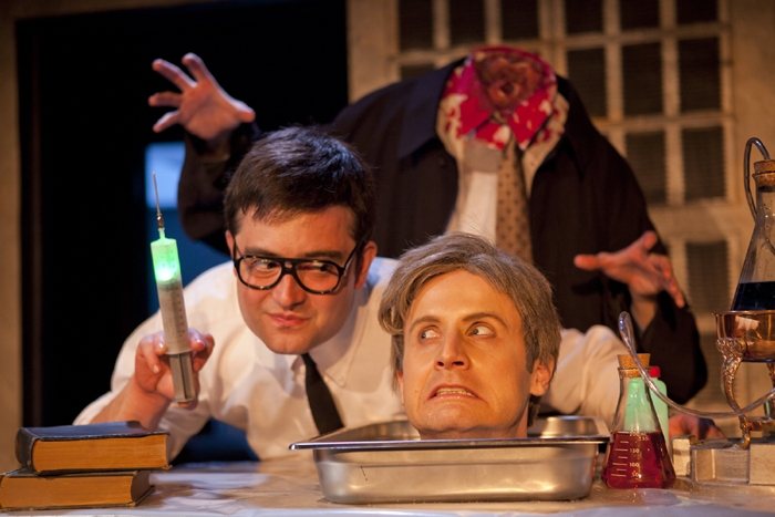 Imagen Cortesía de Re Animator The Musical.