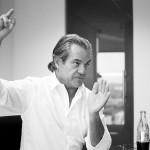 Marcos de Quinto: «Nuestra competencia es todo lo que se beba, excepto la sopa juliana»