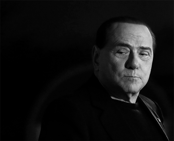 Silvio Berlusconi. Fotografía: Cordon Press.
