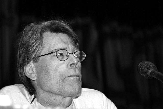 Stephen King. Foto: Penguin K. (CC)