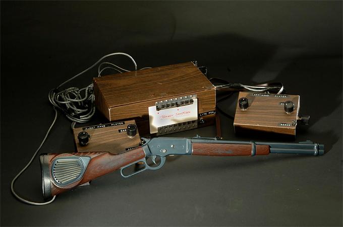The Brown Box Lightgun 1967–68 National Museum of American Hidtory