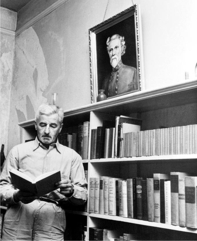 William Faulkner. Foto: Corbis.