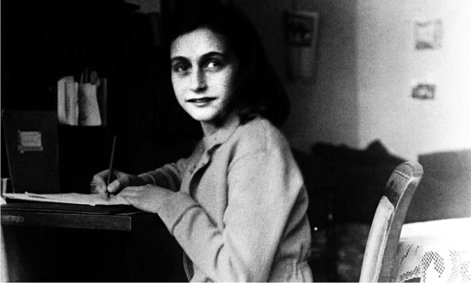 Ana Frank. Foto: DP.