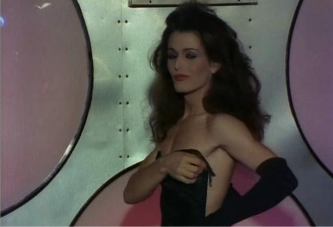 Escena de Vestida de Azul. Imagen: Serva Films.