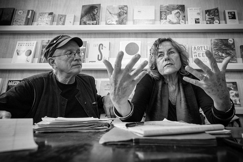 Bernardine Dohrn y Bill Ayers para Jot Down 0