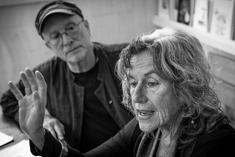 Bernardine Dohrn y Bill Ayers para Jot Down 1