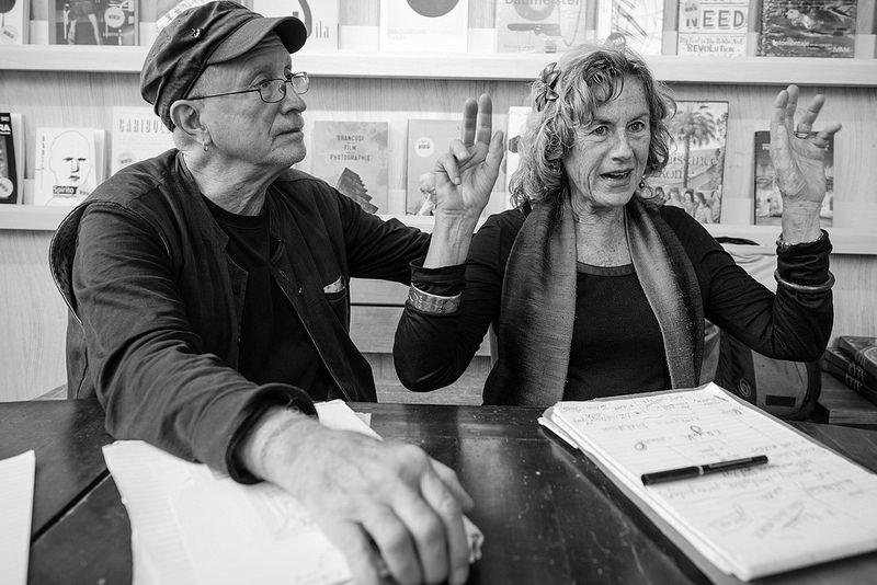 Bernardine Dohrn y Bill Ayers para Jot Down 4