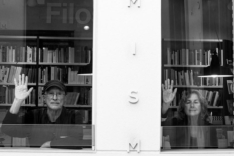 Bernardine Dohrn y Bill Ayers para Jot Down