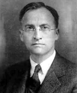 George Birkhoff en los años treinta. (DP)