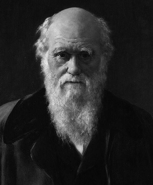 Charles Darwin, por John Collier. (DP)