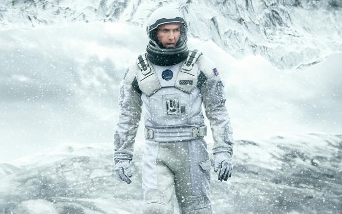 Escena de Interestellar. Imagen: Warner Bros Pictures.