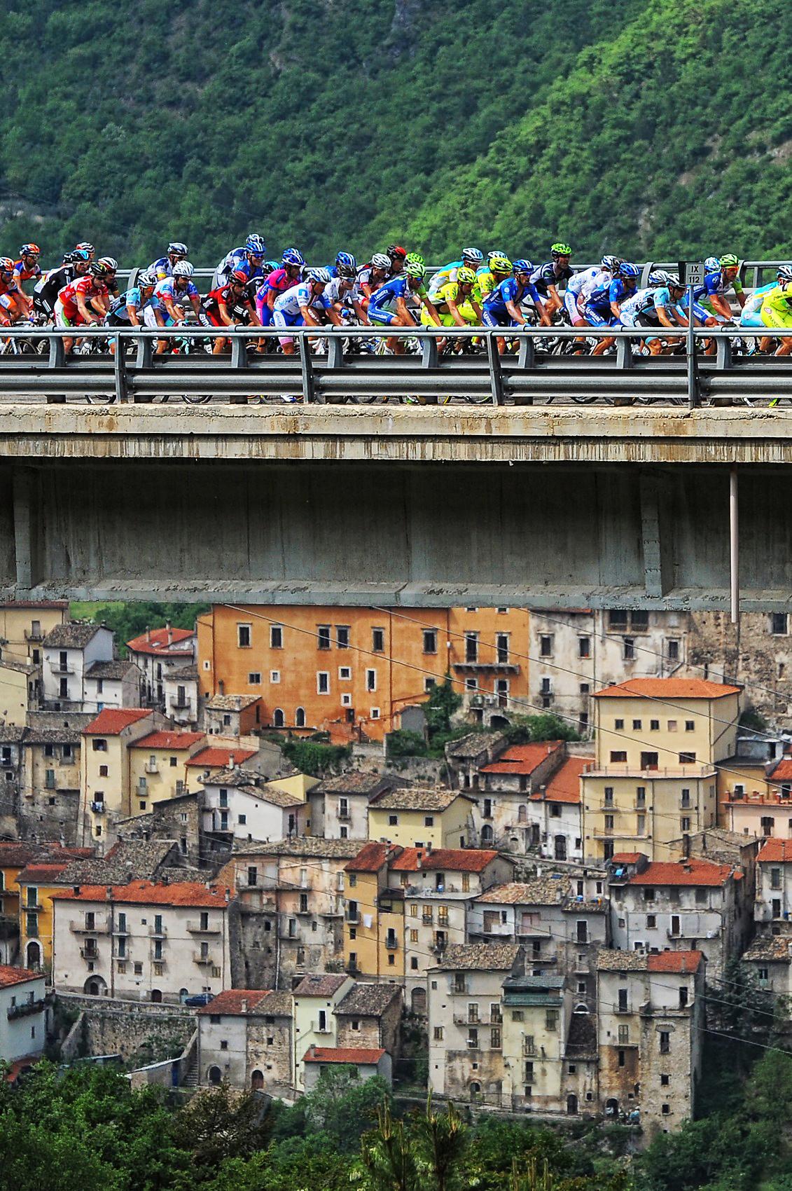 Giro de Italia 2012 Fotografía Tim De Waele Corbis