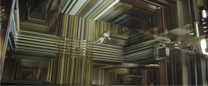 Escena de Interstellar. Imagen: Warner Bros. / Syncopy / Paramount Pictures / Legendary Pictures.