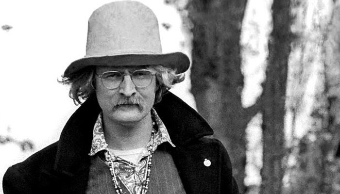 Richard Brautigan. Foto: Cortesía de Atlanta Contemporary Art Center.