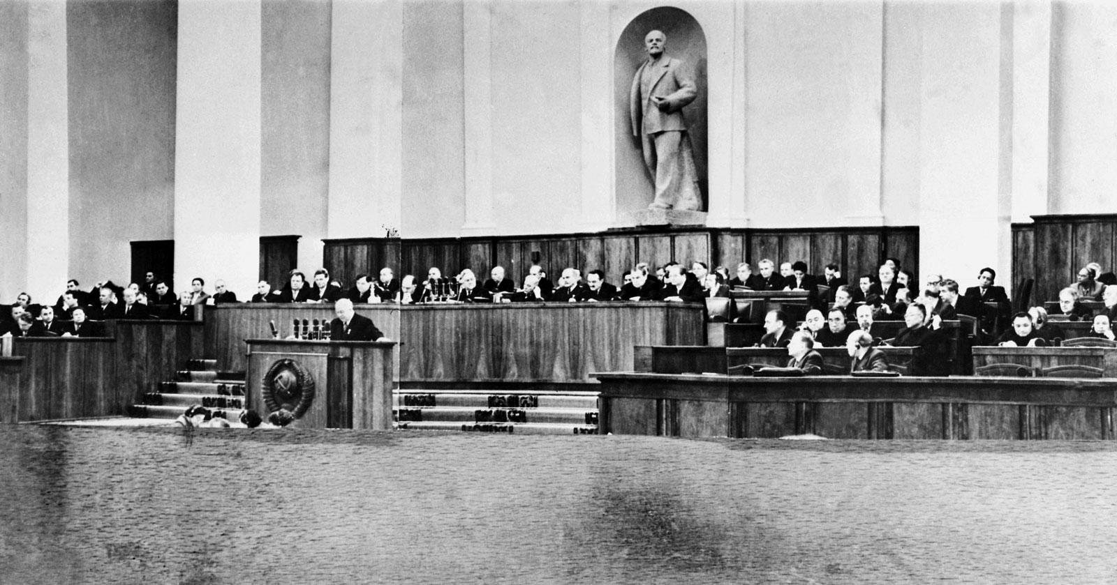 XX Congreso del Partido Comunista de la Unión Soviética (DP)