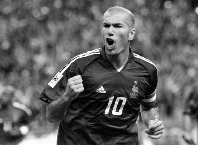Elúltimo penalti de Zinedine Zidane