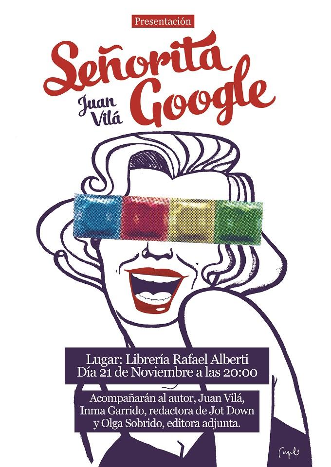 cartel-señorGoogle