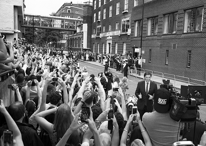 Londres, 2013. Fotografía: Corbis.