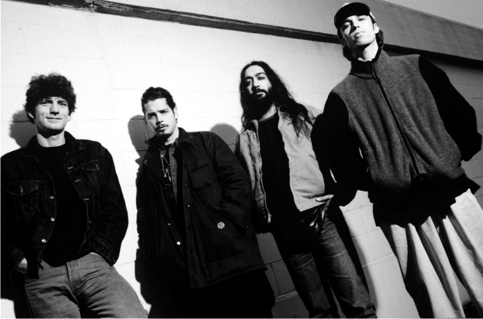 Soundgarden. Foto: Corbis.