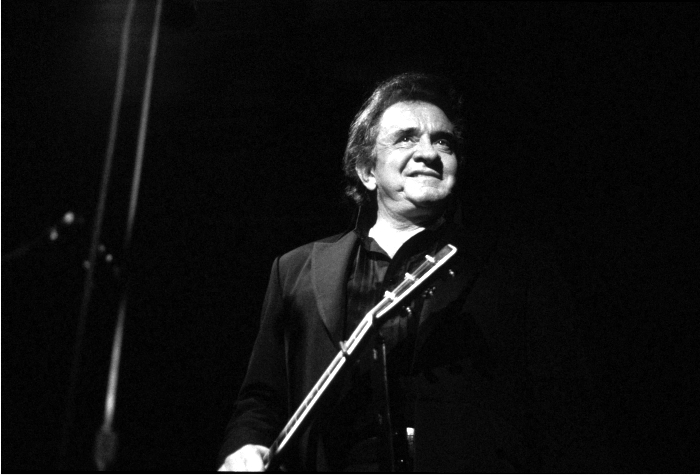 Johnny Cash. Foto: Corbis.